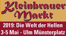 Kleinbrauermarkt entfällt !
